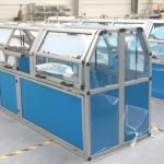 Machine Frames and Guards